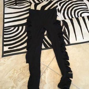 Hot Topic fishnet leggings size 3x New